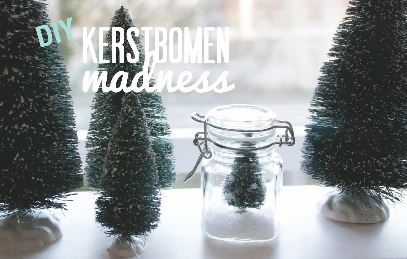 Diy Kerstbomen Madness Anouck Plume
