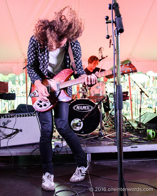Yukon Blonde at Riverfest Elora Bissell Park on August 21, 2016 Photo by John at One In Ten Words oneintenwords.com toronto indie alternative live music blog concert photography pictures