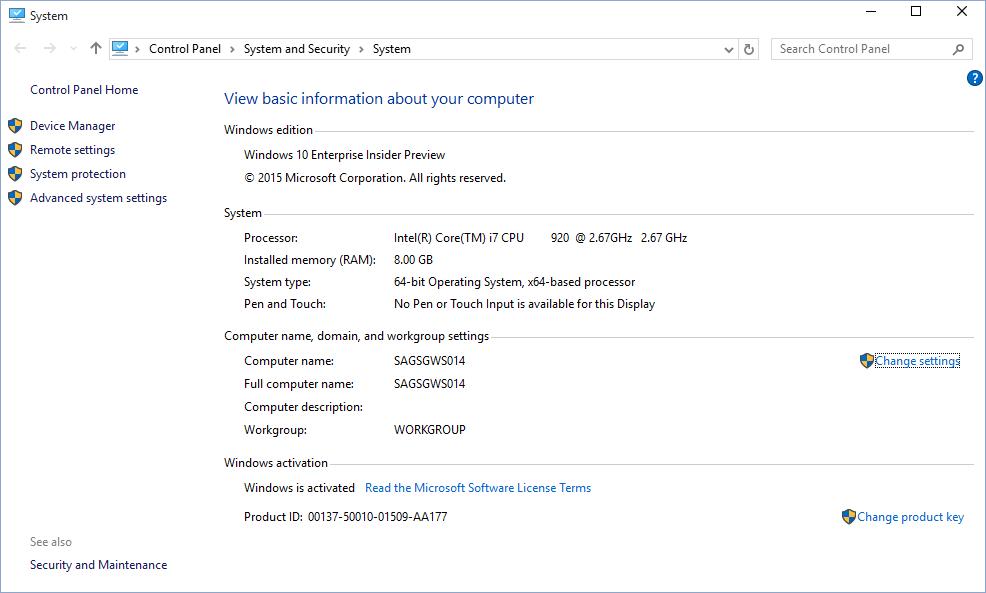 Cookie Boy: Unable to Activate Windows 10