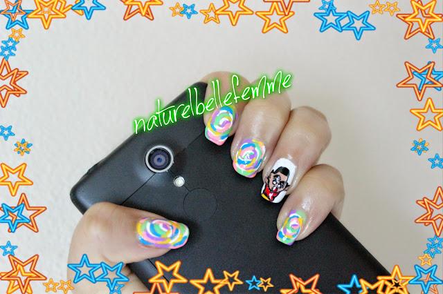 shinchan nails