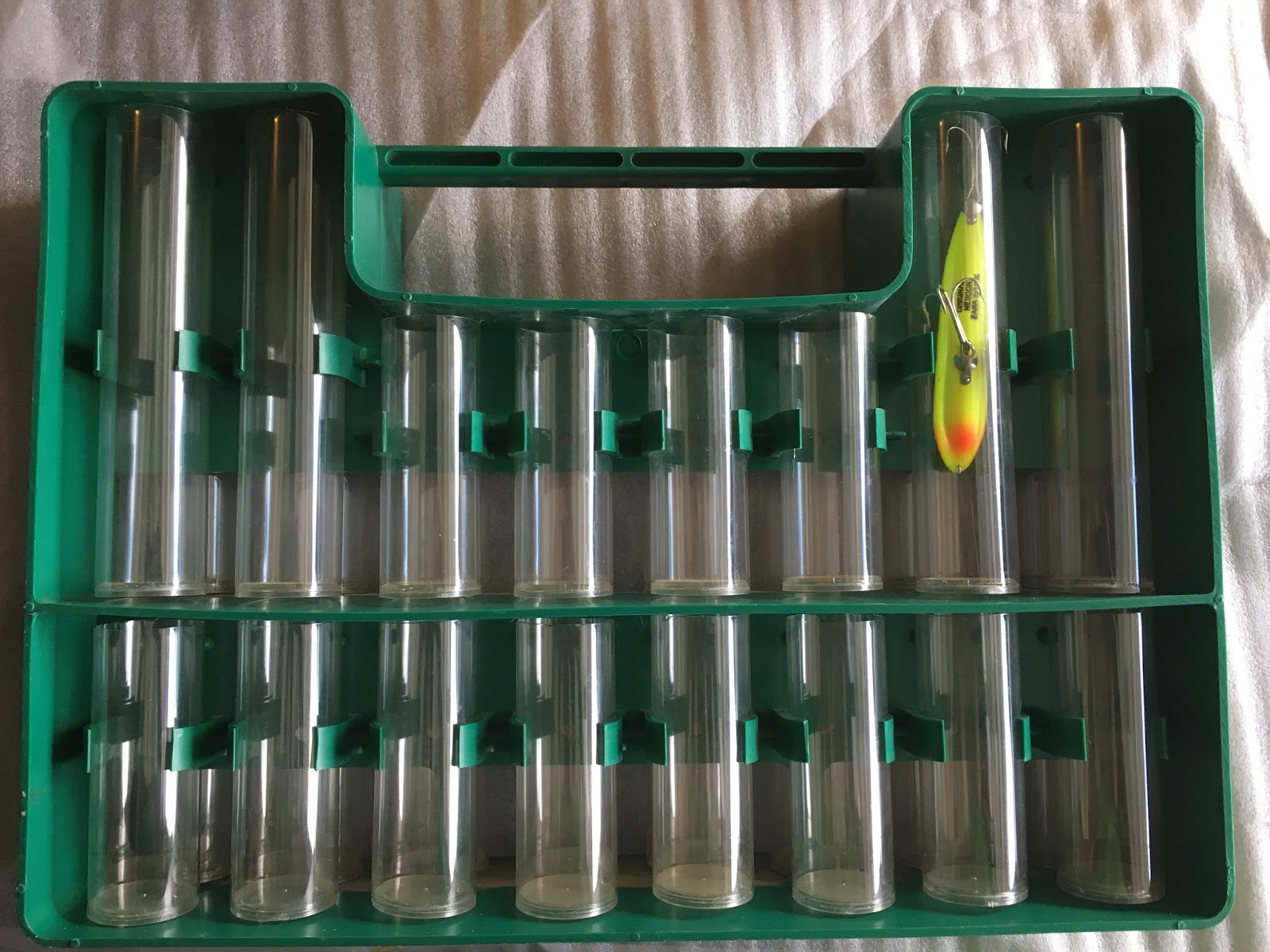 Some Of You May Remember These Crankbait Storage Bo The Idea Never Really Took Off