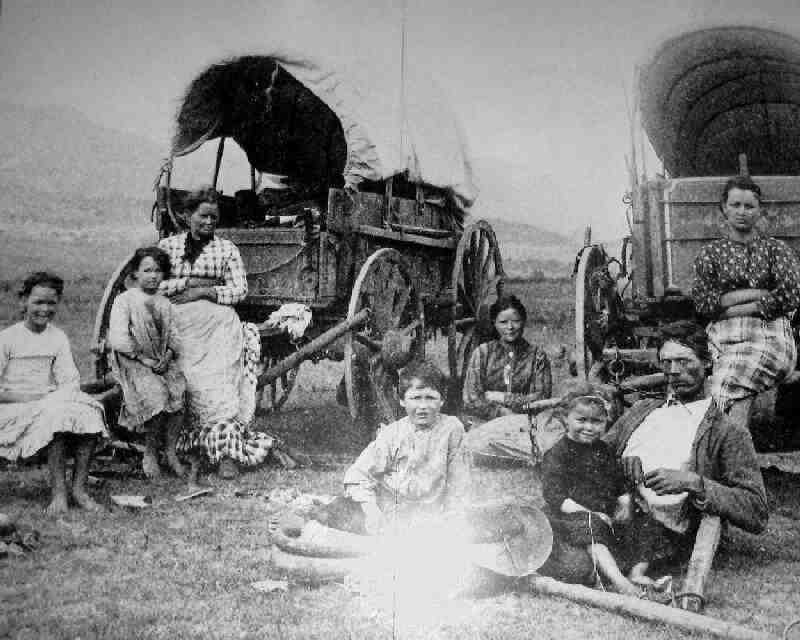 Westward expansion and the american dream