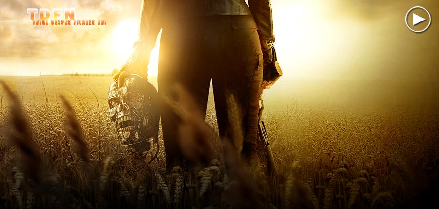 Primul trailer oficial Terminator: Genisys