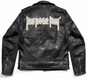 Justin Bieber Purpose Tour XO Jacket