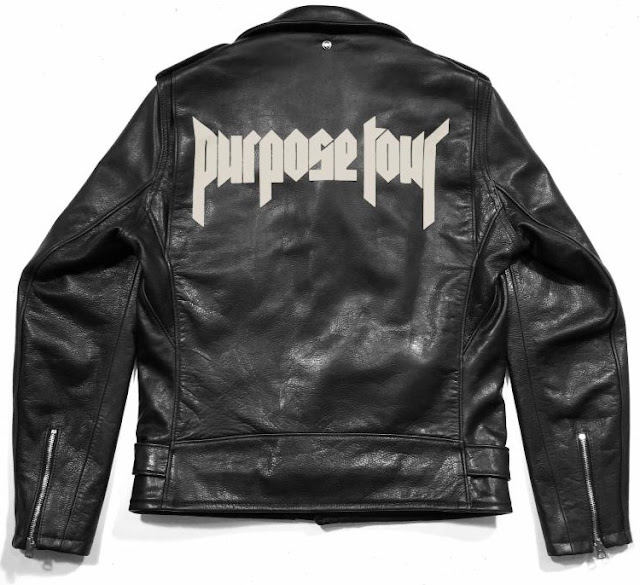Justin Bieber Purpose Tour XO Jacket