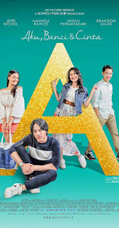Download Film A: Aku, Benci, & Cinta (2017) Subtitle Indonesia