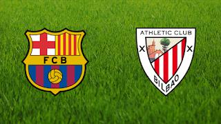 اون لاين مشاهدة مباراة برشلونة واتلتيك بيلباو بث مباشر 16-8-2019 الدوري الاسباني اليوم بدون تقطيع
