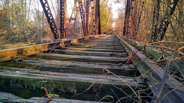 Железная дорога Ровей Велли, Нью-Джерси (Rahway Valley Railroad, NJ)