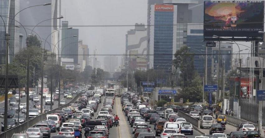 PICO Y PLACA 2019: Mañana lunes se inicia restricción vehicular en tres ejes viales de Lima [Placas Terminan en 0, 2, 4, 6, y 8] ORDENANZA N° 2164