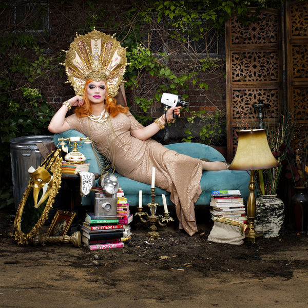 Jinkx Monsoon - The Ginger Snapped Cover