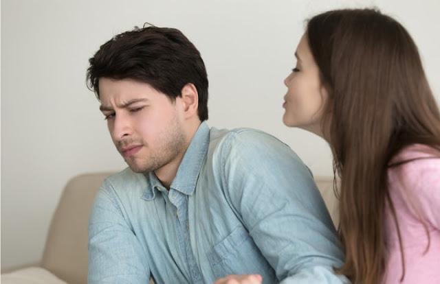 كيفية التعامل مع الزوج السلبي