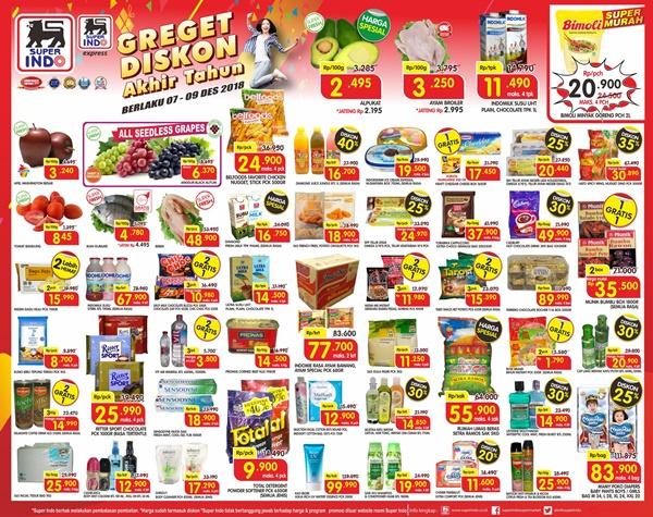 Promo JSM Superindo WeekDay 6 Desember