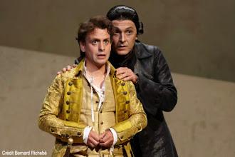 Théâtre : Les jumeaux vénitiens, de Carlo Goldoni - Avec Maxime d'Aboville, Olivier Sitruk - Théâtre Hébertot