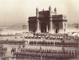 Gateway of India in 1911