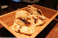 Naan at Indian Accent
