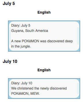 Esta teoría increíble de Pokemon Go revelaría dónde está Mew