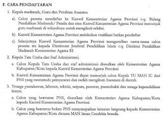 RESMI KEMENAG... Lowongan Jadi Guru dan Tenaga Kependidikan MAN Insan Cendikia di Seluruh Indonesia