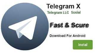 Download Telegram X Apk Latest Version