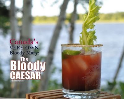 Bloody Caesar (Canada's Bloody Mary)