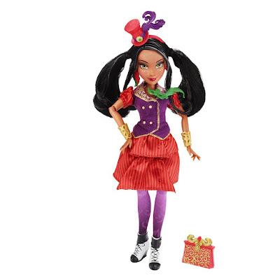 TOYS : JUGUETES - DISNEY Los Descendientes   Freddie : la hija del Dr. Facilier | Muñeca - doll Descendants - Isle of the Lost - La Isla de los Perdidos Producto Oficial Película Disney 2016 Hasbro B5542 | A partir de 6 años  Comprar en Amazon España & buy Amazon USA