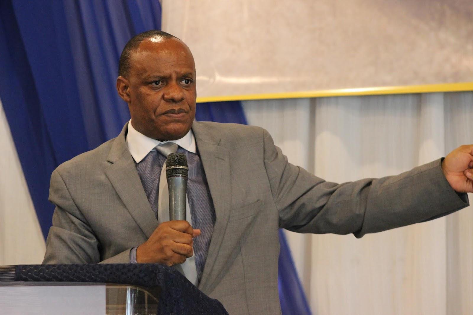 Apostle Alexander Chisango