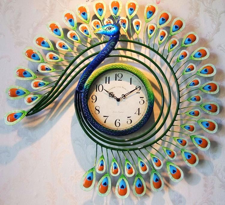 3d Effect Wallpaper For Living Room Handmade Wall Clock Design Ideas Dwell Of Decor