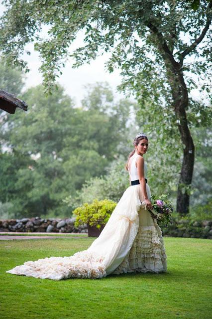 Wedding in the High Society Madrid, Philipp Krohn & Cristina D'ornellas {Cool Chic Style Fashion}