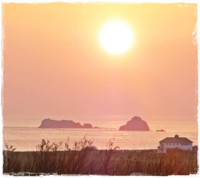 Cornish-sunset