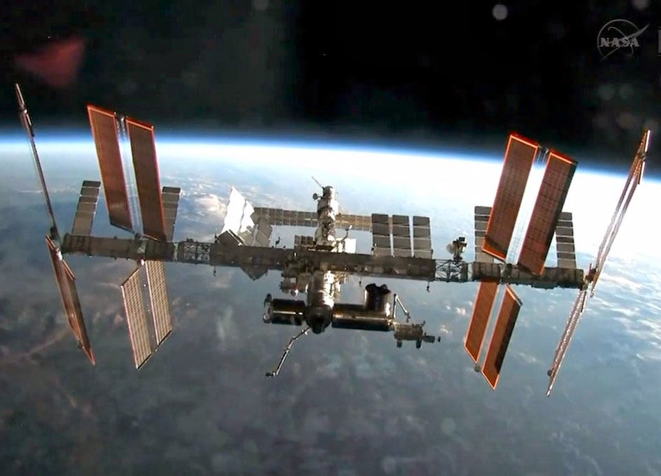 Censorship : NASA Is Preparing To Shut Down Its ISS Live ...