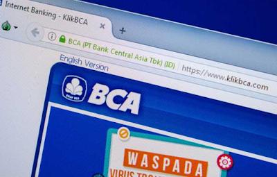 Daftar BCA Secara Online