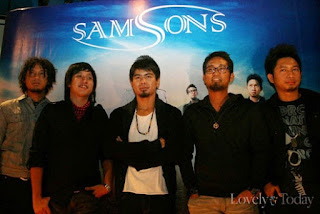 Kunci Gitar Samsons - I Love You