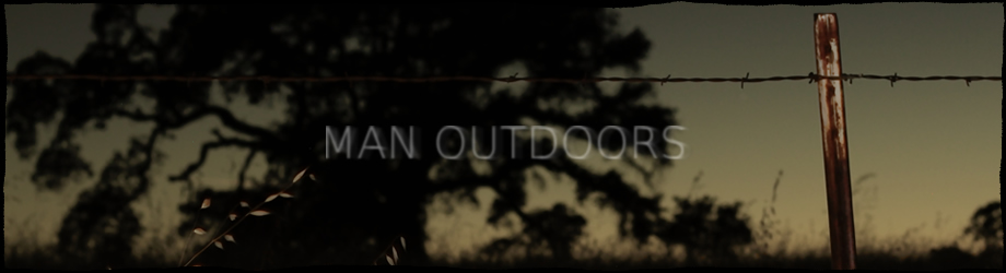 Man Outdoors