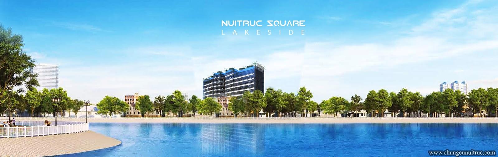 Chung cư Núi Trúc Square
