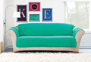 Sure Fit Slipcovers Add A Splash Of Color With Bright