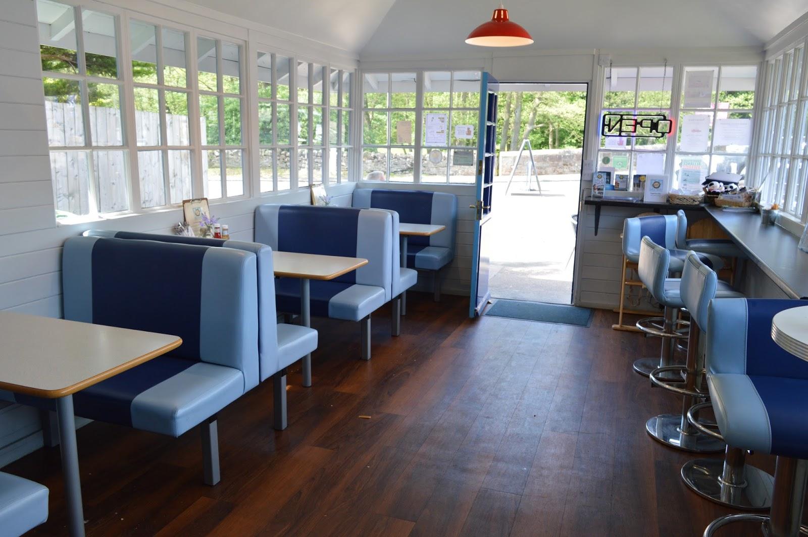 The Doddington Dairy Milk Bar Wooler | Award Winning Ice Cream & treats near the A697 in Northumberland