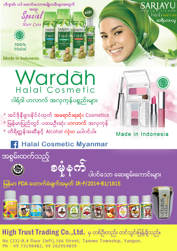 Welcome Sponsor's Advertisements here, Now you can call to +95 94500 22857