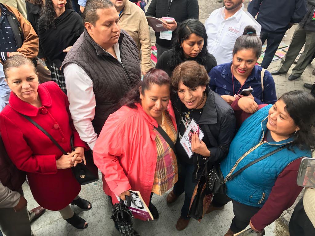 Aprueban Los Consejeros De Morena Propuesta Para Elegir A Los  # Muebles Paquita Santa Cruz De La Zarza