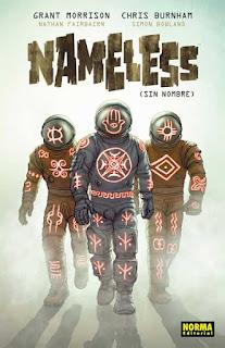 Nameless (Sin Nombre), terror cósmico de la mano de Grant Morrison