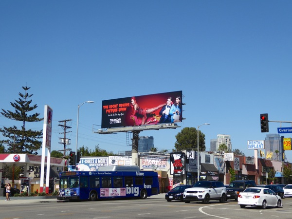 Rocky Horror Picture Show remake billboard