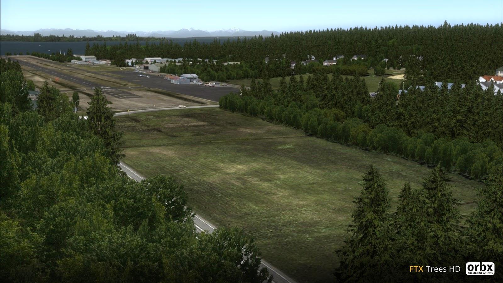 Accesorios para Simuladores de Vuelo: Orbx FTX Trees HD100 [FSX-P3D]