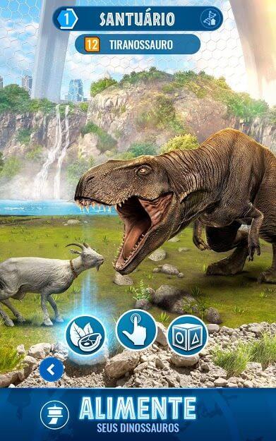 Jurassic World Com Vida MOD Energia Infinita 2021 v 2.6.30