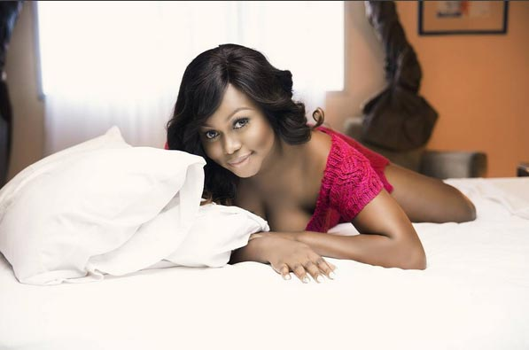Actress Ruth Kadiri poses for sexy photos