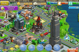 Virtual City Playground Mod Apk Unlocked all item