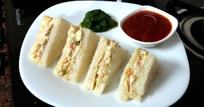 CHICKEN MAYO SANDWICH RECIPE