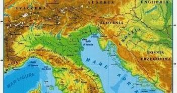 Cartina Geografica Europa Da Stampare.Cartina Geografica Italia Da Colorare