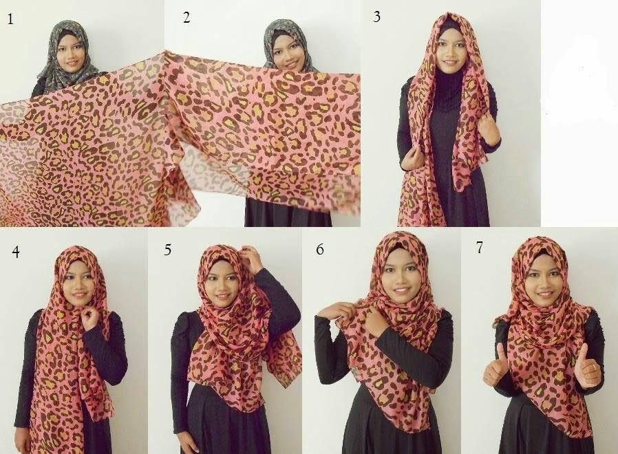 hijab mode comment mettre le hijab moderne hijab et voile mode style mariage et fashion dans. Black Bedroom Furniture Sets. Home Design Ideas
