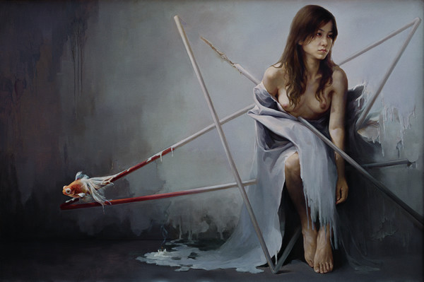 Wang, Figurative Art