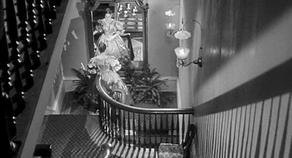 la-heredera-escaleras