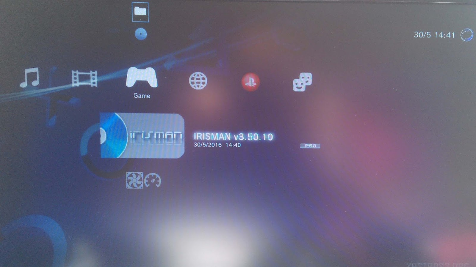irisman 4.80 ps3