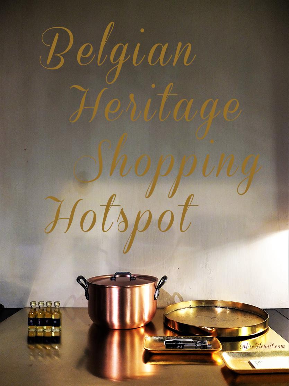 Heritage, heritage shop, hotspot, winkel, shop, belgian, belgium, belgisch, antwerpen, antwerp, design, food, interior, winkel, winkelen, shop, store, belgisch, eten, designers, ontwerp, dandoy, val saint lambert, glas, bestek, porselein, boeken, culinair, snoep, koekjes, het anker, bier, drank, drink, beer, LaVieFleurit.com.